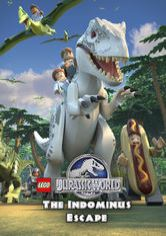 LEGO Jurassic World: El escape del Indominus