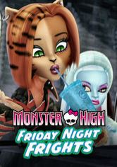 Monster High: Viernes de patinaje terrorífico