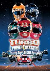 Power Rangers: Turbo La Película
